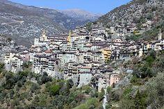 Photo de Saorge, Provence France