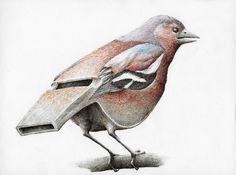 Animal Music by redmer hoekstra, via Behance