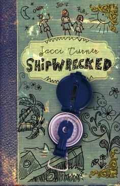 New book! Great for ages 8 and up. Two sisters shipwrecked on an island! Great fun! #book