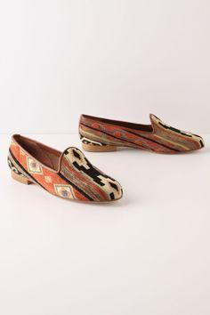 High Plains Loafers - Anthropologie.com