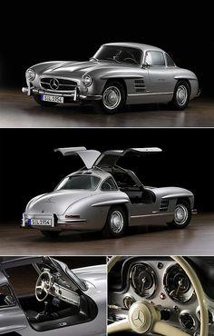Mercedes+Benz+SL300+Gullwing+Replica