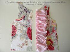 The Bella Dress: Free PDF Pattern and Tutorial