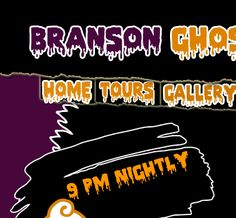 Branson Ghost and Legends Tour