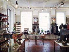 Un concept store: Grandpa Stockholm #conceptstore #shop