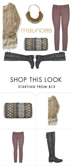 new years resolution: get this sweater <3 by maurices on Polyvore featuring maurices
