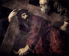 Christ Carrying the Cross - Тициан