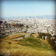 Oh, San Francisco, you beautiful creature. Photo by guest instagrammer, @Emily Dubin