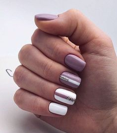 100 Hottest Acrylic Square Nails Design For Short Nails Coffin