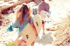 surf's up.