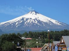Volcanoes Climbing Chile