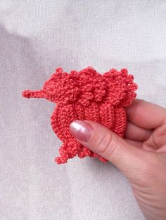 Crochet seahorse appliques bulk of 5 pcs choose by EstersDoilies