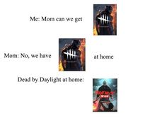DBD at home : deadbydaylight Daylight Ends, Creepy Games, Package Deal, Michael Myers, Memes, Game Art, Video Games, Horror, Random