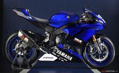2017 Yamaha YZF-R6 Revealed in Race Trim