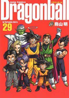 """""""Dragonball Kanzenban, Vol. 29"""""""