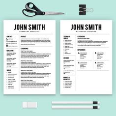 100 Free Resume Builder Resume Template Cv Template With Cover Letter Ms Word On  Work