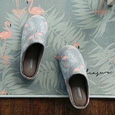 Dailylike Indoor Pattern Slippers