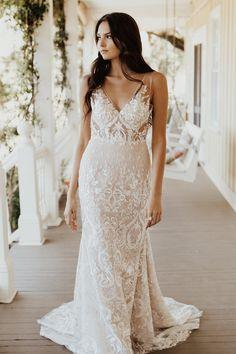 fc0a88a4e3 Tara Lauren s new boho luxe wedding dress collection will enchant you