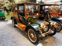 Panhard-Levassor X12 1912