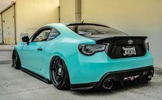 Custom Scion FR-S