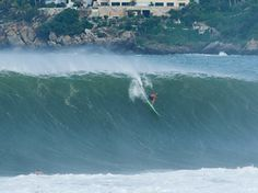Zicatela's Revenge - the mexican pipeline plays host to a crew of big-wave charges