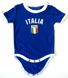 4dfa0589619 Amazon.com: ITALY-ITALIA-BABY BODYSUIT 100%COTTON. SIZE FOR 12 MONTHS .NEW:  Infant And Toddler Bodysuits: Clothing