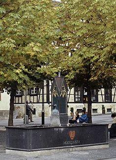 Stiftung Stuttgarter Brünnele Jakobsbrunnen Bad Cannstatt