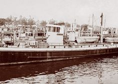 SHEEPSHEAD BAY PIERS, Brooklyn, NY – 1939 Lobster Fishing, Fishing Boats, Brooklyn, America, History, Places, Historia, Usa, Lugares