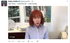 Welcome to Emmanuel Donkor's Blog            www.Donkorsblog.com: US comedian Kathy Griffin apologises for 'beheaded...