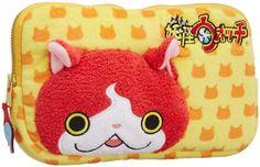 Yokai Watch Jibanyan Soft Pouch Japan youkai yo-kai Bandai Free Shipping new…