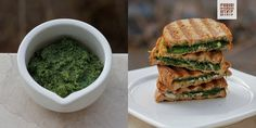 Pesto de urzici Avocado Toast, Pesto, Sandwiches, Brunch, Dinner, Cooking, Breakfast, Food, Roll Up Sandwiches