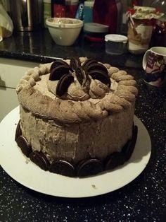 Oreo cake mmmmmm