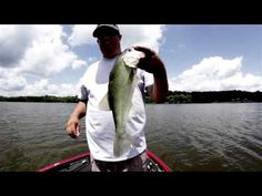 ▶ Jason at Wired2Fish is Fishing Shallow Flats and Wood in the Summer - YouTube