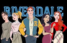 The Art of Jaiden Marie — RIVERDALE IS BACK ON!