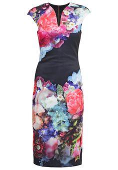 Ted Baker BRYNEE - Sukienka letnia - dark blue za 949 zł (31.07.16) zamów bezpłatnie na Zalando.pl.