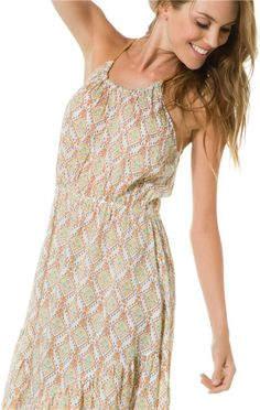 O'Neill Analogy Dress - so pretty. Pair with boots @SWELL Style http://www.swell.com/Womens-Dresses/ONEILL-ANALOGY-DRESS?cs=NA #dresses