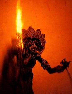 Shadow Puppets Performance in Ubud « Private Tour Driver Bali Island