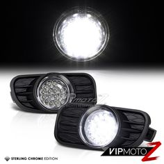 1999-2003 JEEP GRAND CHEROKEE WJ [BRIGHTEST LED] DRIVING FOG LIGHT LAMP LED BULB #VenomInc