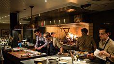 Washington DC Bon Appetit 2016 Restaurant of the Year. Restaurant Trends, Cooking Restaurant, Cool Restaurant, Restaurant Kitchen, Restaurant Design, Washington Dc Restaurants, City Restaurants, Burgers And More, Fire Cooking