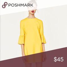 New Zara dress size 42 US 6 New Zara dress size 42, medium 45$ Zara Dresses Midi