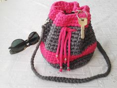 Hey, I found this really awesome Etsy listing at https://www.etsy.com/listing/398254329/trapillo-type-sack-bag