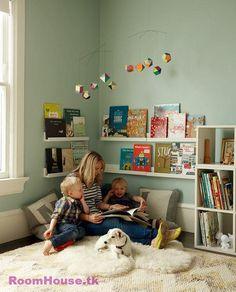 Kuschelecke children's room - create a personal corner for the child - Kids Corner