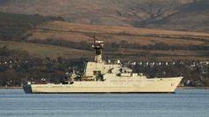 HMS Mersey P283 12-04 2014 Falklandsøerne