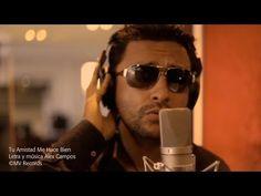 Tu Amistad Me Hace Bien (Video Oficial) - Alex Campos - YouTube Jesus Adrian Romero, Neil Armstrong, Latin Music, My Music, Spanish Christian Music, Inspirational Music, Praise And Worship, Love Songs, Song Lyrics