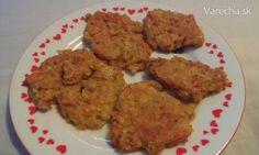 Mrkvová pochúťka Meat, Chicken, Food, Meals, Cubs