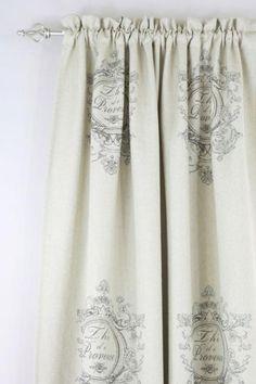 Crestmont Black Collection Curtain Panels