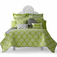Happy Chic by Jonathan Adler Charlotte Quilt Set & Accessories - jcpenney