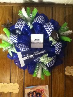 Seahawks gift basket- do new england instead | Gift Baskets ...