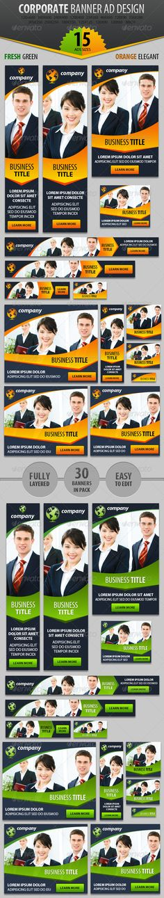 Business Web Banner ad Design Template PSD | Buy and Download: http://graphicriver.net/item/business-web-banner-ad-design/5095342?WT.ac=category_thumb&WT.z_author=booharry&ref=ksioks