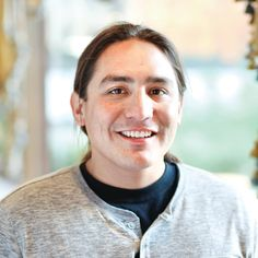 Navajo Author And Illustrator Of Fall In Line Holden Daniel Vandever Is Inspired By