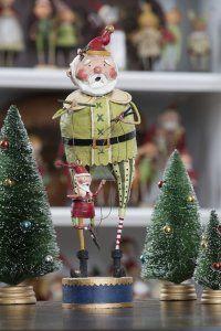 Lori Mitchell The Toymaker Santa